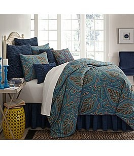 Image of Studio D Oasis Medallion Comforter Mini Set