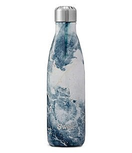 Image of S'well Elements Collection Blue Granite Insulated Stainless Steel Bottle