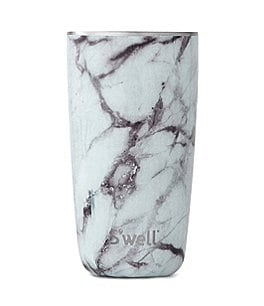 Image of S'well Elements Collection White Marble Tumbler