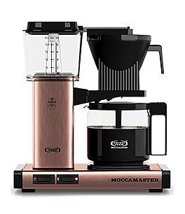 Image of Technivorm Moccamaster KBG Copper 10-Cup Coffee Maker
