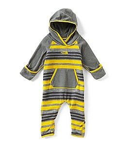Image of The North Face Baby Boys 3-24 Months Glacier Long-Sleeve Coverall