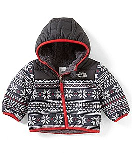 Image of The North Face Baby Boys 3-24 Months Reversible Mount Chimborazo Hoodie Jacket