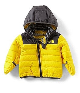 Image of The North Face Baby Boys 3-24 Months Reversible Perrito Jacket