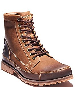 Image of Timberland Men's Earthkeeper Leather Boots