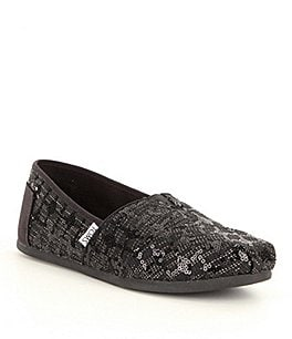 Image of TOMS Seasonal Alpargata Sequin Shoes