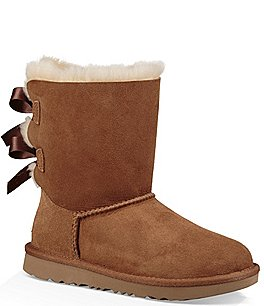 Image of UGG® Girls' Bailey Bow II Boots