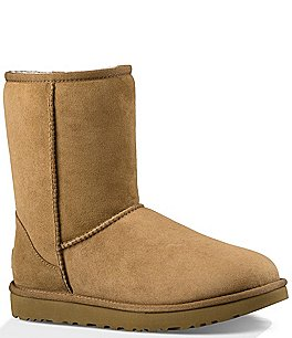 Image of UGG® Classic Short II Suede Boots