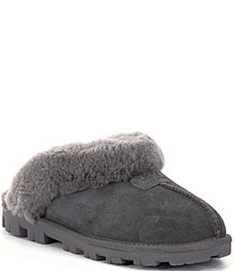 Image of UGG® Coquette Suede Slippers