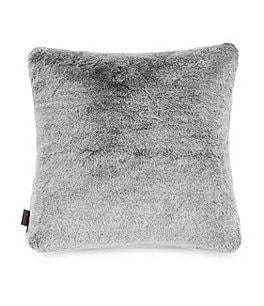 Image of UGG® Dream Faux-Fur Square Feather Pillow