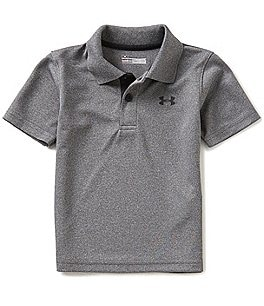 Image of Under Armour Baby Boys 12-24 Months Short-Sleeve Polo Shirt