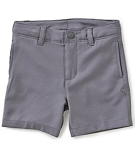 Image of Under Armour Baby Boys Newborn-24 Months Golf Medal Play Solid Twill Shorts