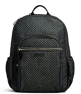 Image of Vera Bradley Denim Iconic Campus Backpack