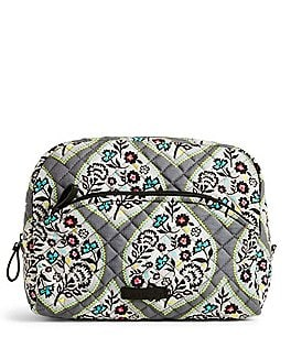 Image of Vera Bradley Iconic Large Cosmetic Case