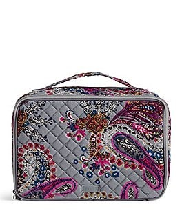 Image of Vera Bradley Iconic Large Makeup Case