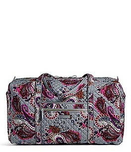 Image of Vera Bradley Iconic Large Travel Duffel