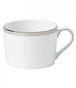 Image of Vera Wang by Wedgwood Grosgrain China Cup