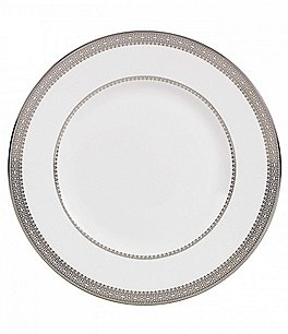Image of Vera Wang by Wedgwood Lace Accent Salad Plate