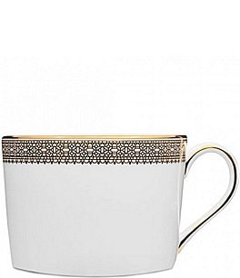Image of Vera Wang by Wedgwood Vera Lace Bone China Cup