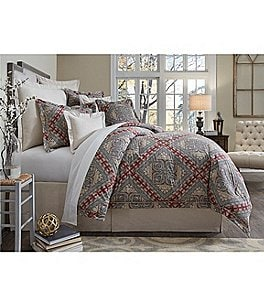 Image of Villa by Noble Excellence Deverone Comforter Mini Set