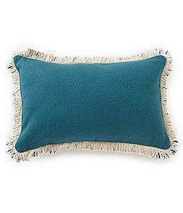 Image of Villa by Noble Excellence Fringed Breakfast Pillow