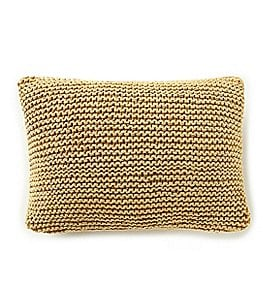 Image of Villa by Noble Excellence Knit Breakfast Pillow