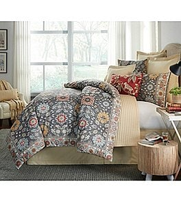 Image of Villa by Noble Excellence Salcedo Reversible Comforter Mini Set