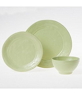 Image of Viva by Vietri Fresh Glazed Stoneware 3-Piece Place Setting
