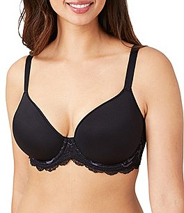 Image of Wacoal Lace Affair Contour Bra