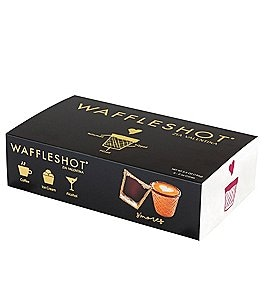 Image of Waffleshot S'Mores Edible Coffee Cups