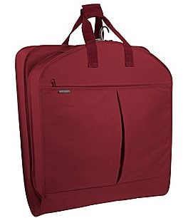 "Image of Wally Bags 52"" Dress-Length Garment Bag with Pockets"