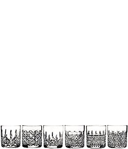 Image of Waterford 6-Piece Heritage Crystal Tumbler Set