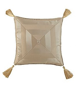 Image of Waterford Anya Tasseled Square Pillow