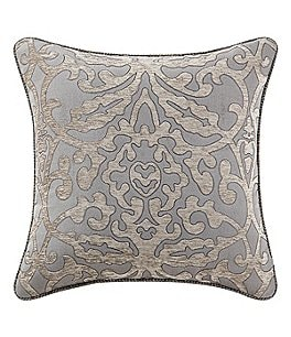 Image of Waterford Carrick Damask & Medallion Pillow