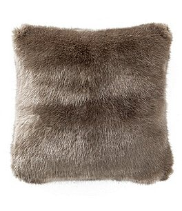 Image of Waterford Carrick Faux Fur Pillow