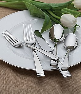 Image of Waterford Conover Classical 65-Piece Stainless Steel Flatware Set