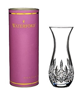 Image of Waterford Crystal Giftology Lismore Sugar Bud Vase