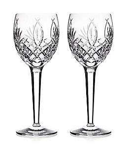 Image of Waterford Crystal Granville Goblets Set of 2
