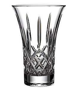 "Image of Waterford Crystal Lismore 8"" Flared Vase"