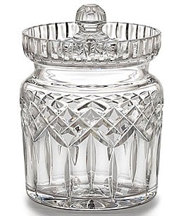 Image of Waterford Crystal Lismore Biscuit Barrel