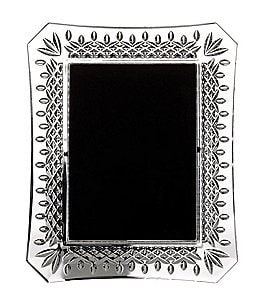 Image of Waterford Crystal Lismore Picture Frame, 5x7""