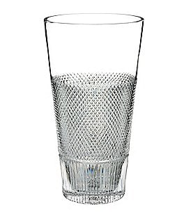 Image of Waterford Diamond Line Crystal Vase