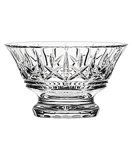 Image of Waterford Eimer Crystal Footed Bowl