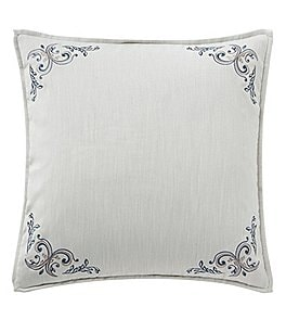 Image of Waterford Florence Embroidered Euro Sham