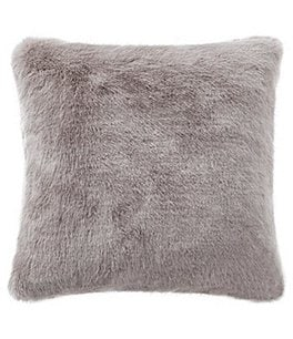 Image of Waterford Florence Faux Fur Square Pillow