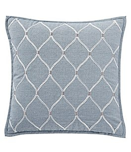 Image of Waterford Florence Oggi Embroidered Square Pillow