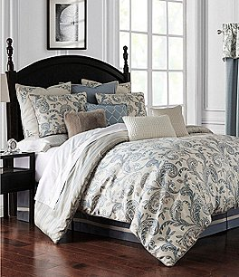 Image of Waterford Florence Paisley Comforter Set