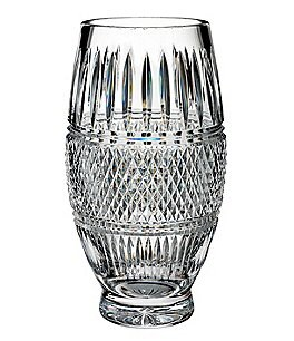 Image of Waterford Irish Lace Crystal Vase