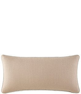 Image of Waterford Jonet Cord-Trimmed Oblong Pillow