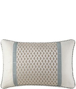 Image of Waterford Jonet Pieced Breakfast Pillow