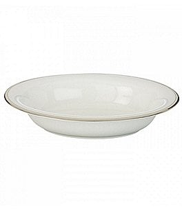 Image of Waterford Kilbarry Platinum Bone China Open Vegetable Bowl